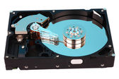 Open Hard Disk Drive — Stock Photo