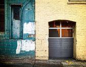 Adjacent buildings — Stock Photo