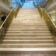Stock Photo: Luxury staircase