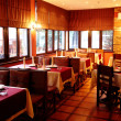 Interior of the restaurant — Stock Photo #2600844