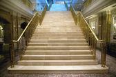 Luxury staircase — Stock Photo