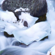 Stock Photo: Water and ice