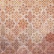 Background of Arabic pattern - Stock Photo
