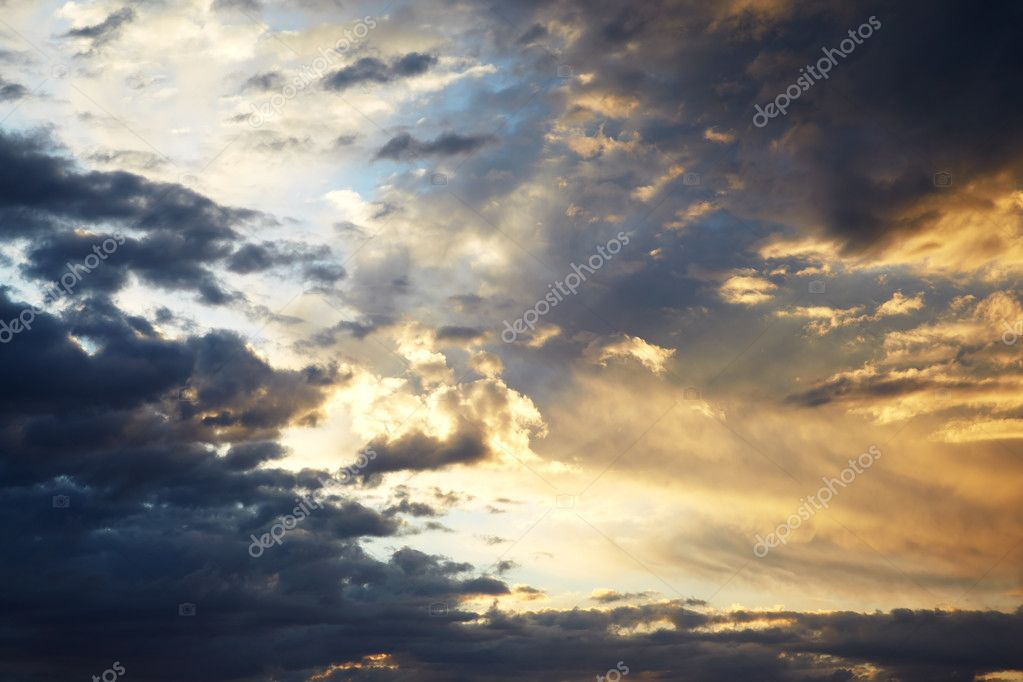 Cloudscape — Stock Photo #2647983