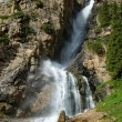 Waterfall Burkhan-Bulak — Stock Photo