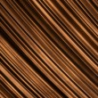 Stock Photo: Diagonal texture of brown curtain