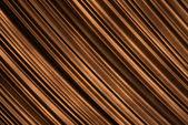 Diagonal texture of brown curtain — Stock Photo
