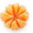 Stock Photo: Segments of tangerine