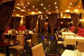 Intérieur du restaurant — Photo