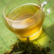 A cup of herbal tea — Stock Photo