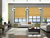 Interior del apartamento con estilo — Foto de Stock