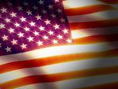 Flag. usa.memoriam — Stock Photo