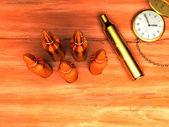 Cartridge,watch — Stok fotoğraf