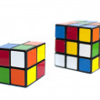 Two Rubik's Cube — Stock Photo