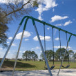 Swing set — Stock Photo #2640871