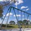 Swing set — Stock Photo #2640871
