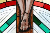 Crucifixion of Jesus — Stock Photo