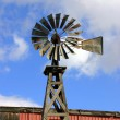 Old Wooden Windmill — Stock Photo #2600851