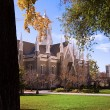 Stock Photo: Church in Mormon Temple Square