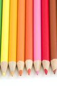 Coloring Pencils — Stock Photo