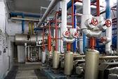 Industrial Generators — Stock Photo