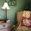 Family Room with Reading Chair — Stock Photo #2662505