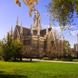 Stock Photo: Mormon Temple Square