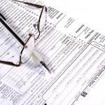 Preparing Taxes — Stock Photo #2663678