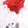 Isolated Christmas Background — Stock Photo #2663954