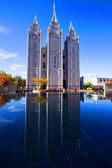 Salt Lake City, UT — Stock Photo