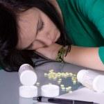 Teen Drug Problem - Overdose — Stock Photo #2692840