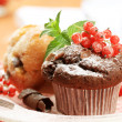 Royalty-Free Stock Photo: Tasty muffins