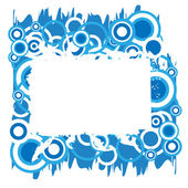 The Abstract frame. — Stock Vector