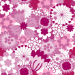 Background seamless floral. — Stock Vector #2600434