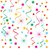 The Abstract festive background. — Stock Vector