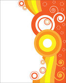 The Abstract background. — Stock Vector