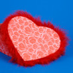 Heart-shaped Fancy Box — Stock Photo #2596789