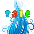 Sale.illustration. - Stock Photo