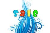 Sale.illustration. — Stock Photo