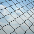 Wire net — Stock Photo