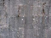 Old smooth wall from a brick — Stock Photo
