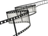 Film strip — Stock Photo