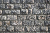 Wall by old bricks — Stock Photo