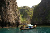 Phi phi islands — Foto Stock