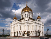 The Cathedral of Christ the Saviour — Stock fotografie