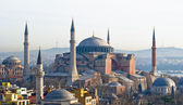 Hagia sophia, istanbul - turecko — Stock fotografie