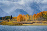 Tetons Vista — Stock Photo