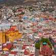 Stock Photo: Colorful Guanajuato Town