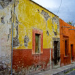 Mexican houses — Stock Photo