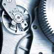 Watch gears — Stockfoto